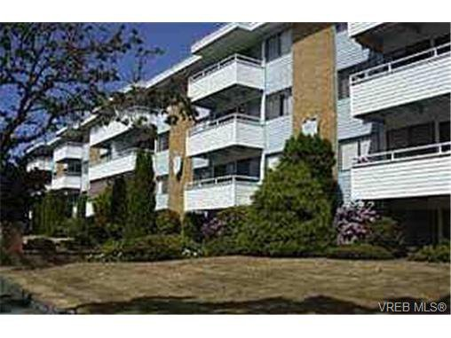 Main Photo: 108 2100 Granite St in VICTORIA: OB South Oak Bay Condo for sale (Oak Bay)  : MLS®# 342358