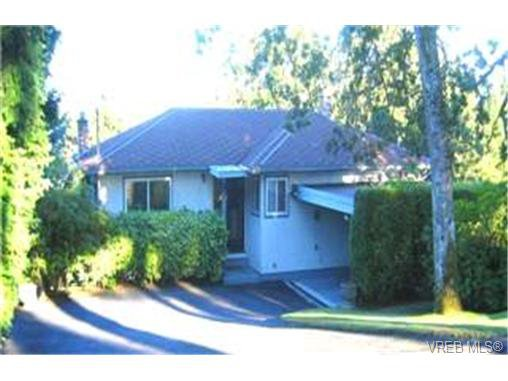 Main Photo:  in VICTORIA: SW Strawberry Vale House for sale (Saanich West)  : MLS®# 374697