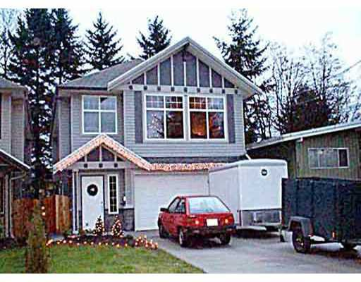 Main Photo: 1754 LANGAN AV in Port_Coquitlam: Mary Hill House for sale (Port Coquitlam)  : MLS®# V372890