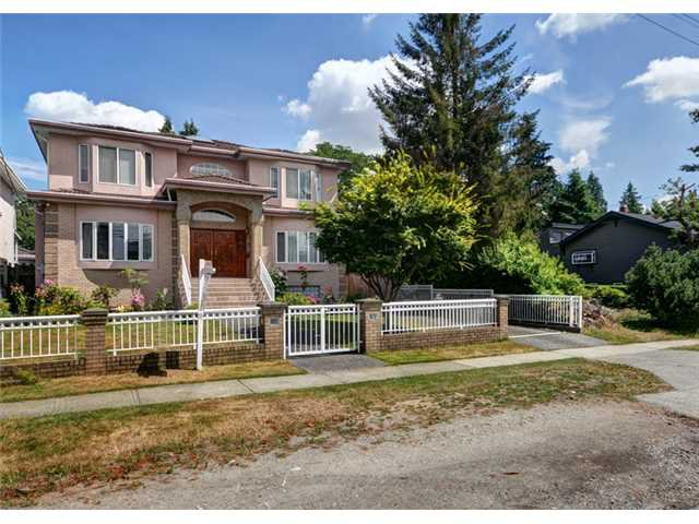 Main Photo: 7008 GRAY AV in Burnaby: Metrotown House for sale (Burnaby South)  : MLS®# V1077418