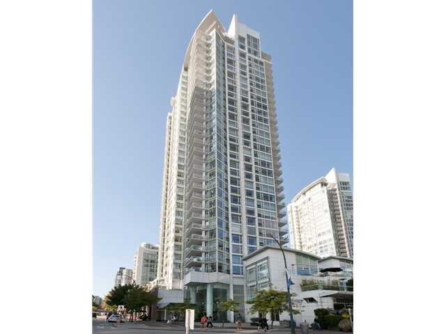 Main Photo: 2605-1199 Marinaside Cr in Vancouver: Yaletown Condo for sale (Vancouver West)  : MLS®# V1082576