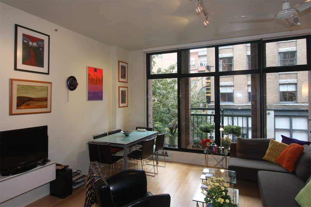 Photo 8: Photos: 211 22 E Cordova Street in : Downtown VW Condo for sale (Vancouver West)  : MLS®# V1045375