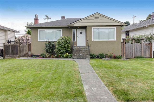 Main Photo: 3256 W 16th Ave in Vancouver: Arbutus House for sale (Vancouver West)  : MLS®# R2277124