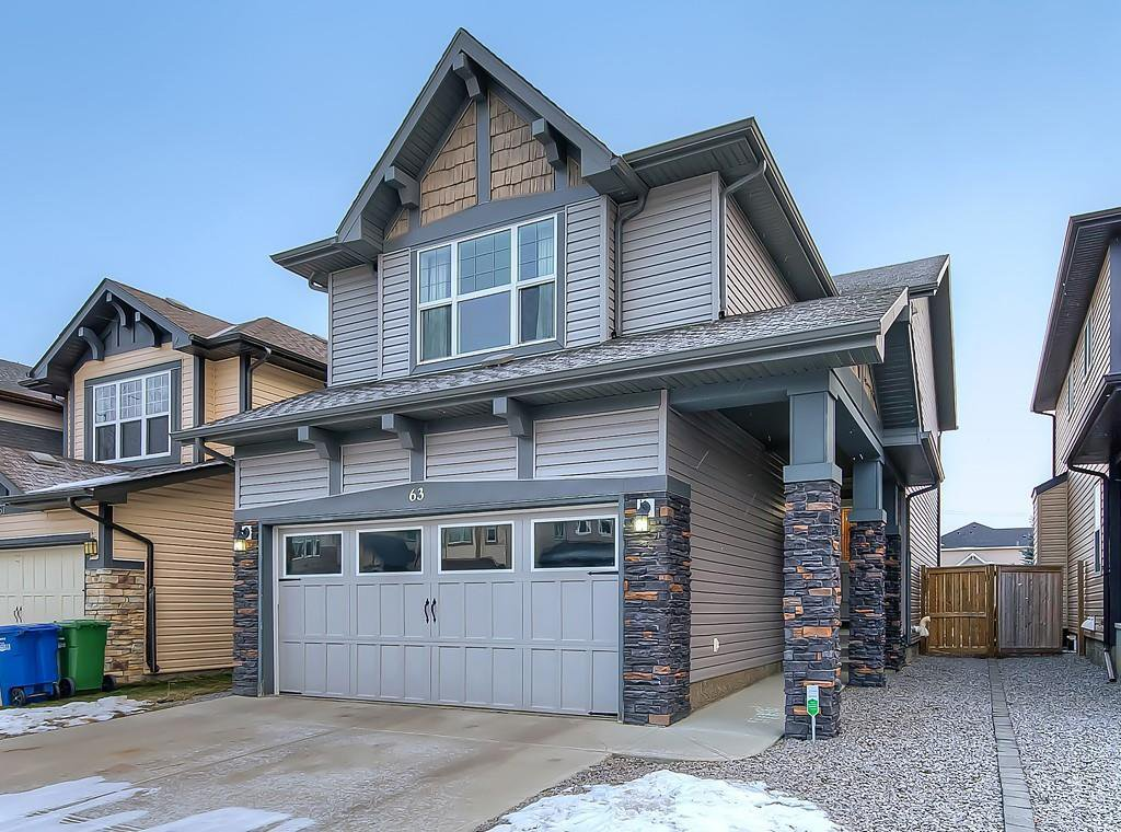 Main Photo: 63 Morningside Mews SW: Airdrie Detached for sale : MLS®# C4279037