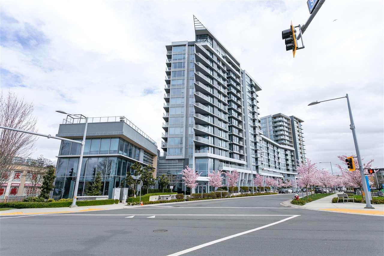 "Main Photo: 1810 8333 SWEET Avenue in Richmond: West Cambie Condo for sale in ""Avanti"" : MLS®# R2448559"
