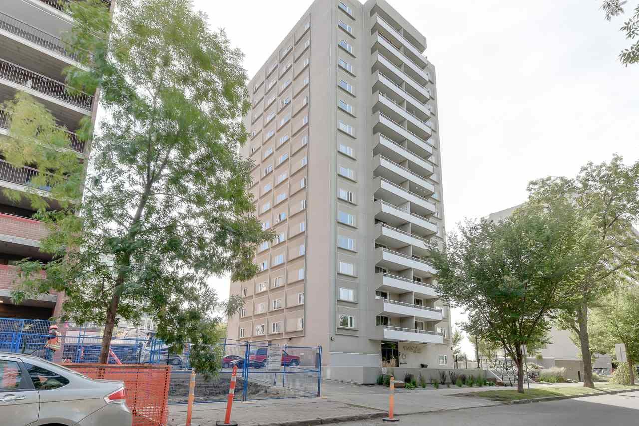 Main Photo: 302 9909 110 Street in Edmonton: Zone 12 Condo for sale : MLS®# E4215454