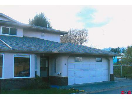 Main Photo: # 8 46191 CESSNA DR in Chilliwack: House for sale : MLS®# H11