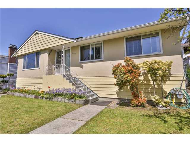 Main Photo: 5509 KEITH Street in Burnaby: South Slope House for sale (Burnaby South)  : MLS®# V949754