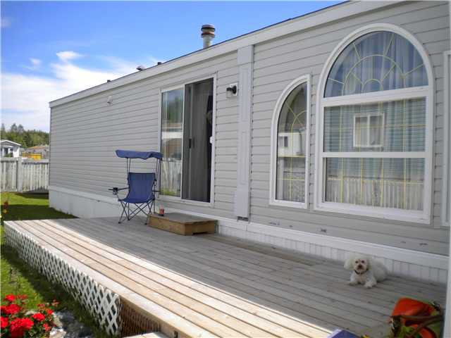 Main Photo: 132 2500 GRANT Road in Prince George: Hart Highway Manufactured Home for sale (PG City North (Zone 73))  : MLS®# N220630