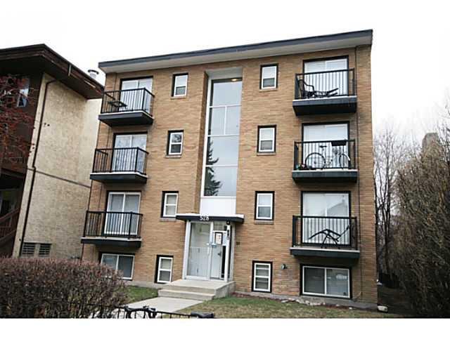 Main Photo: 308 528 20 Avenue SW in CALGARY: Cliff Bungalow Condo for sale (Calgary)  : MLS®# C3562454