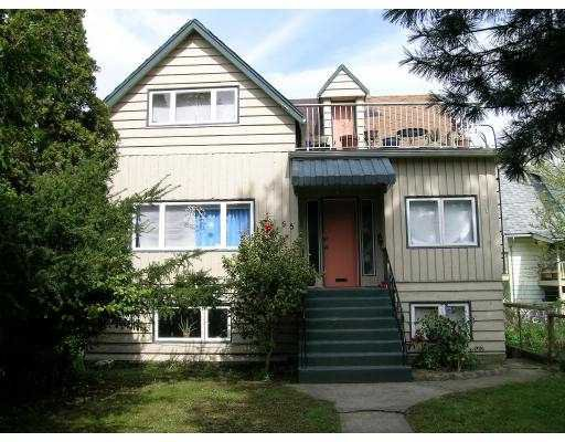 Main Photo: 65 E 16TH AV in : Mount Pleasant VE House for sale : MLS®# V583979