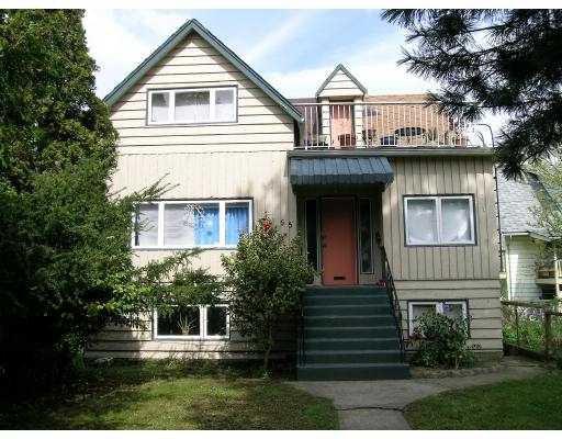 Main Photo: 65 E 16TH AV in : Mount Pleasant VE House for sale : MLS®# V583979