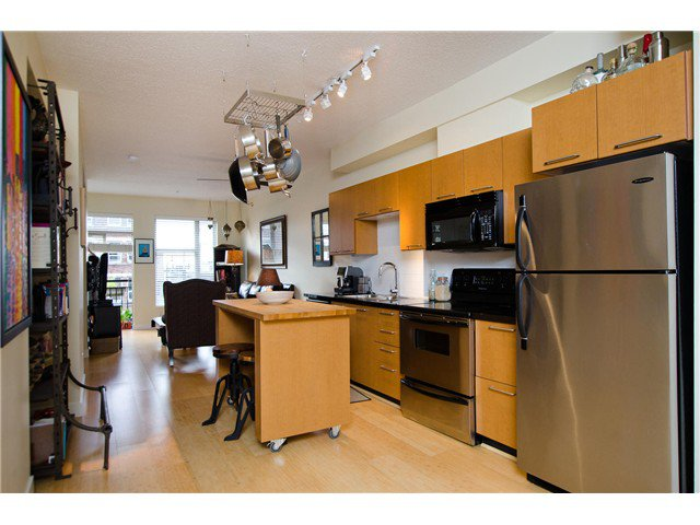 Main Photo: # 306 205 E 10TH AV in Vancouver: Mount Pleasant VE Condo for sale (Vancouver East)  : MLS®# V1029383