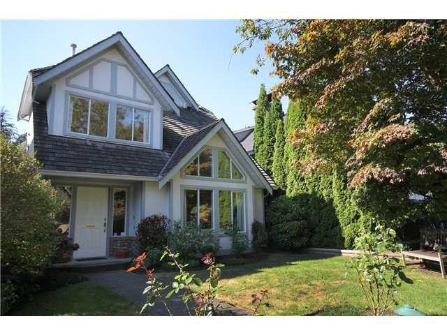 Photo 1: Photos: 6089 HOLLAND ST in Vancouver: Southlands House for sale (Vancouver West)  : MLS®# V973320