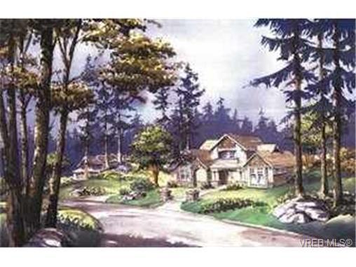 Main Photo: 521 Caselton Pl in VICTORIA: SW Royal Oak Land for sale (Saanich West)  : MLS®# 322586