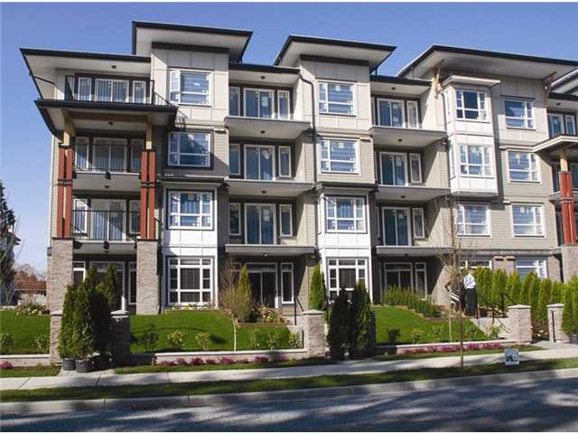 Main Photo: # 112 12075 EDGE ST in Maple Ridge: West Central Condo for sale : MLS®# V1048155