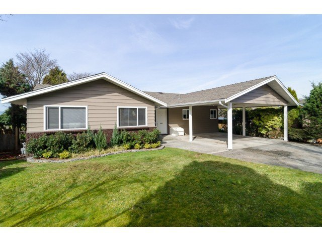 Main Photo: 7879 Welsley Drive in Burnaby: Burnaby Lake House for sale (Burnaby South)  : MLS®#  V1109605