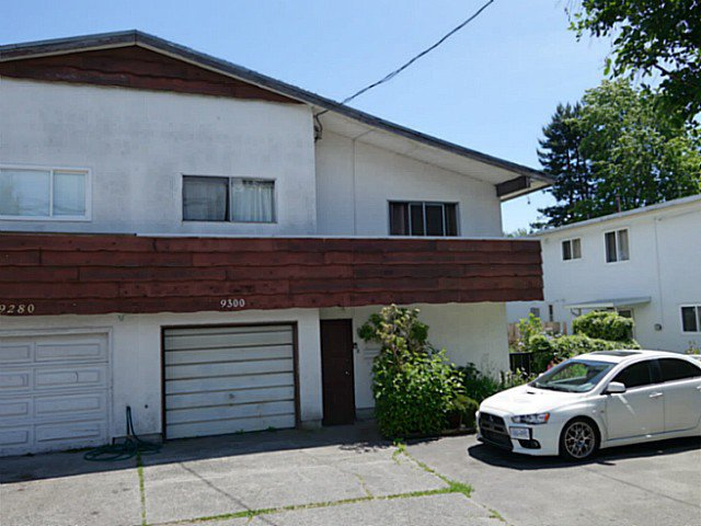 Photo 1: Photos: 9300 NO 3 RD in Richmond: Saunders 1/2 Duplex for sale : MLS®# V1128168