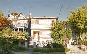 Main Photo: 610 Salsbury in Vancouver: House for sale : MLS®# R2018677