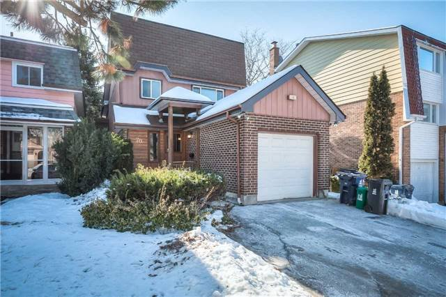 Main Photo: 76 Loganberry Cres in Toronto: Hillcrest Village Freehold for sale (Toronto C15)  : MLS®# C3710592