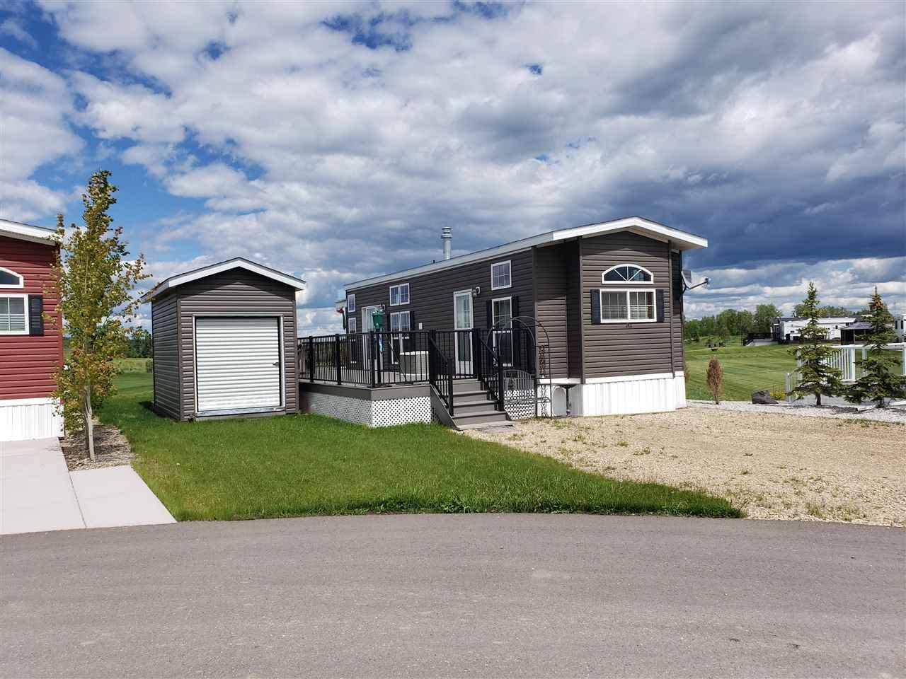 Main Photo: 242 53126 RANGE ROAD 70: Rural Parkland County House for sale : MLS®# E4175096