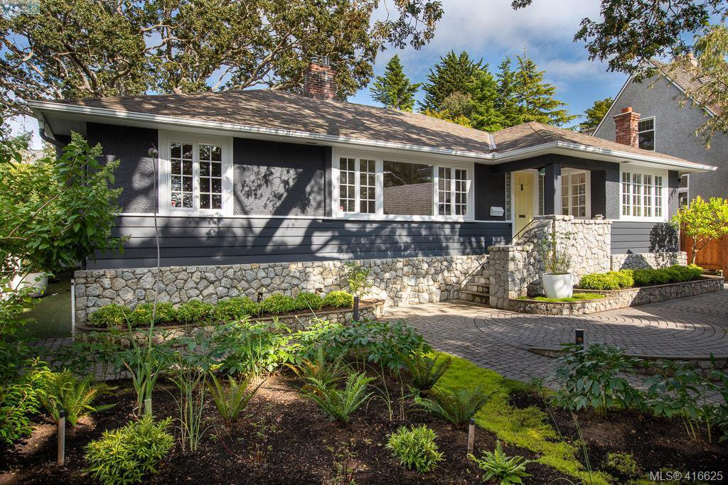 Main Photo: 619 Transit Road in VICTORIA: OB South Oak Bay Single Family Detached for sale (Oak Bay)  : MLS®# 416625