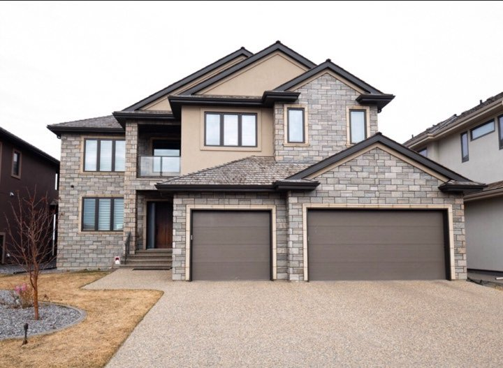 Main Photo: 3654 WESTCLIFF Way in Edmonton: Zone 56 House for sale : MLS®# E4181348