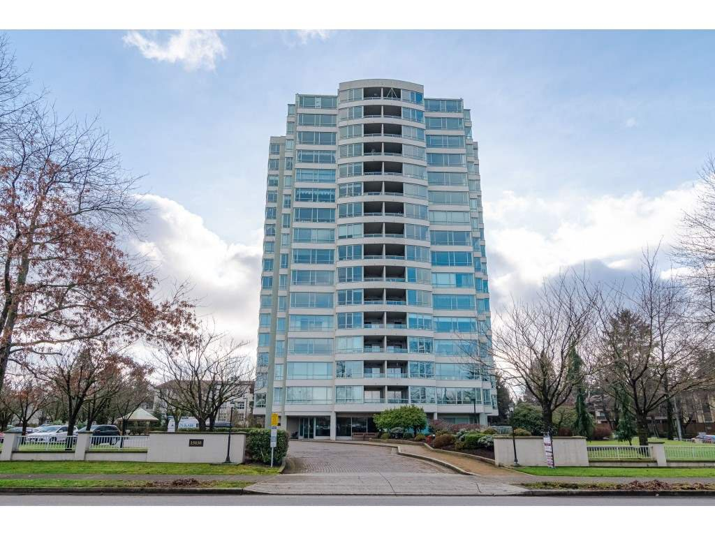 "Main Photo: 1204 15030 101 Avenue in Surrey: Guildford Condo for sale in ""Guilford Marquis"" (North Surrey)  : MLS®# R2422902"
