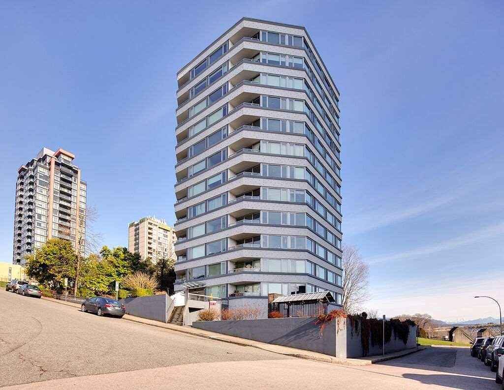 """Main Photo: 204 31 ELLIOT Street in New Westminster: Downtown NW Condo for sale in """"ROYAL ALBERT TOWERS"""" : MLS®# R2437165"""
