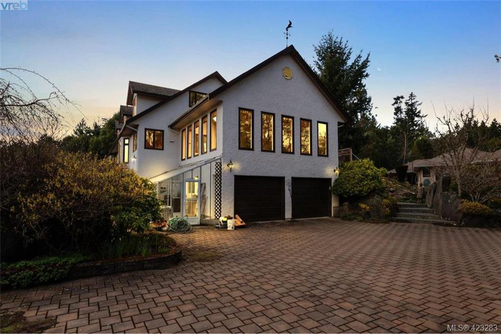 Main Photo: 1345 Readings Drive in NORTH SAANICH: NS Lands End Single Family Detached for sale (North Saanich)  : MLS®# 423283