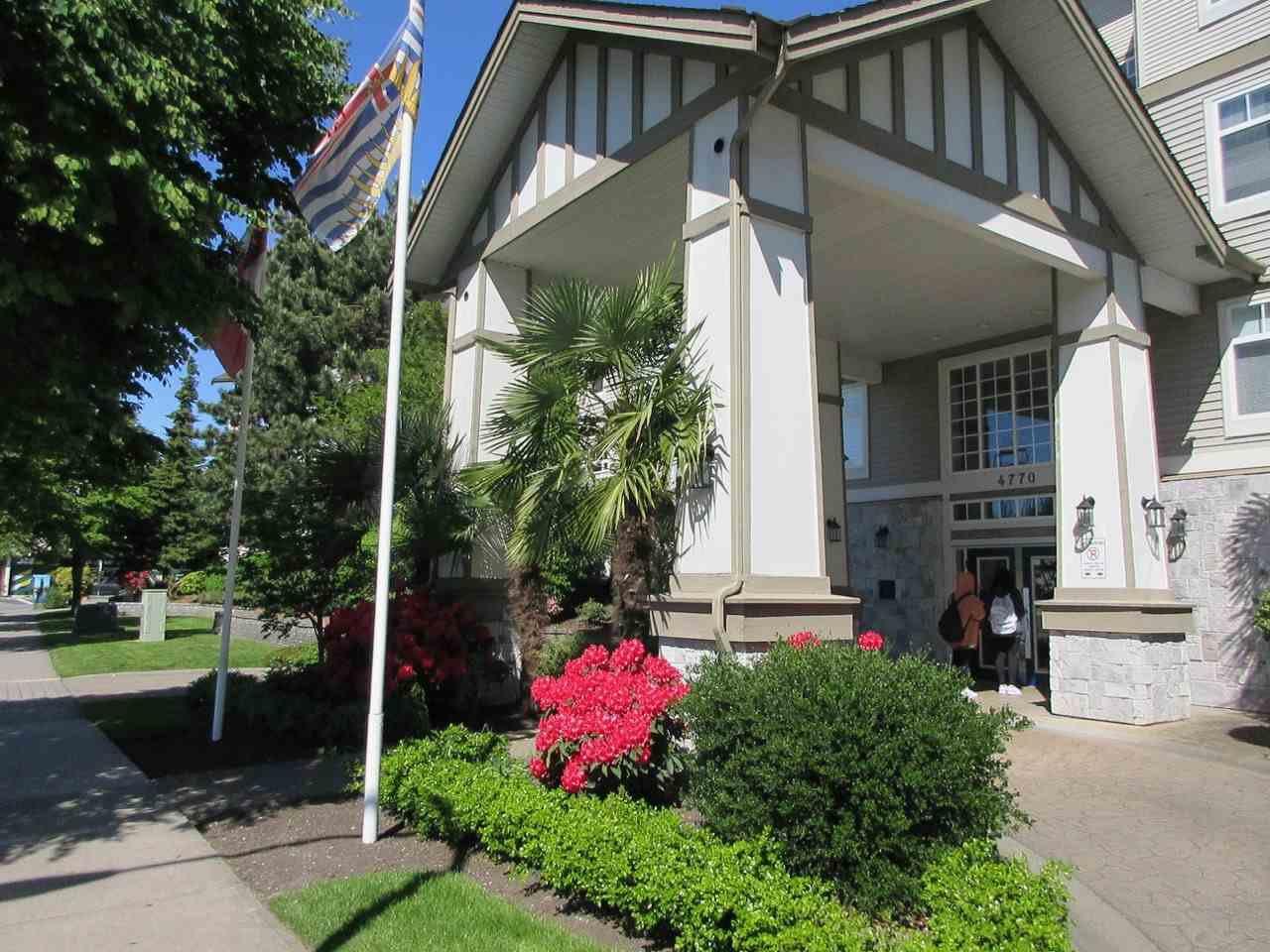 Main Photo: 308 4770 52A STREET in : Delta Manor Condo for sale : MLS®# R2267514