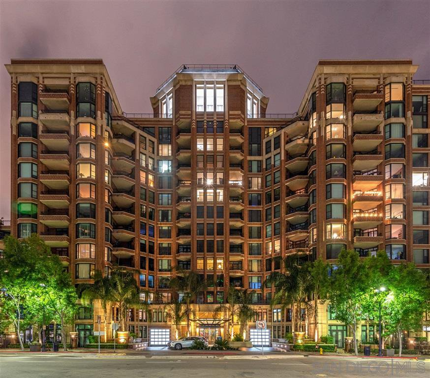 Main Photo: DOWNTOWN Condo for sale : 2 bedrooms : 500 W Harbor Drive #PH 1314 in San Diego