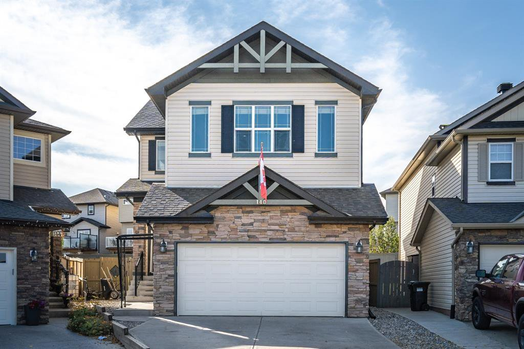 Main Photo: 140 KINLEA Link NW in Calgary: Kincora Detached for sale : MLS®# A1038579