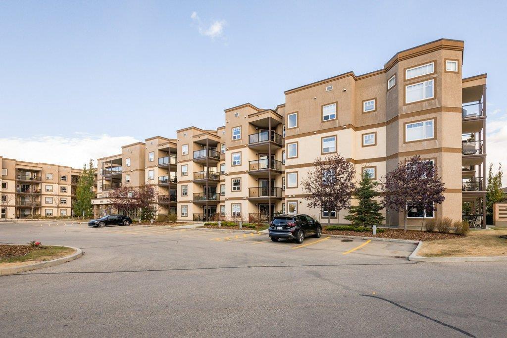 Main Photo: 312 2045 GRANTHAM Court in Edmonton: Zone 58 Condo for sale : MLS®# E4218280