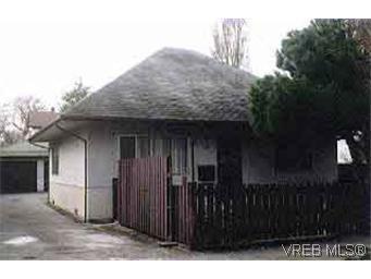 Main Photo: 1536 Redfern St in : Vi Jubilee Full Duplex for sale (Victoria)  : MLS®# 151975