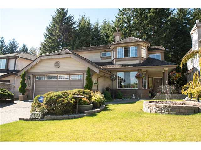 Main Photo: 1532 TANGLEWOOD Lane in Coquitlam: Westwood Plateau House for sale : MLS®# V993546