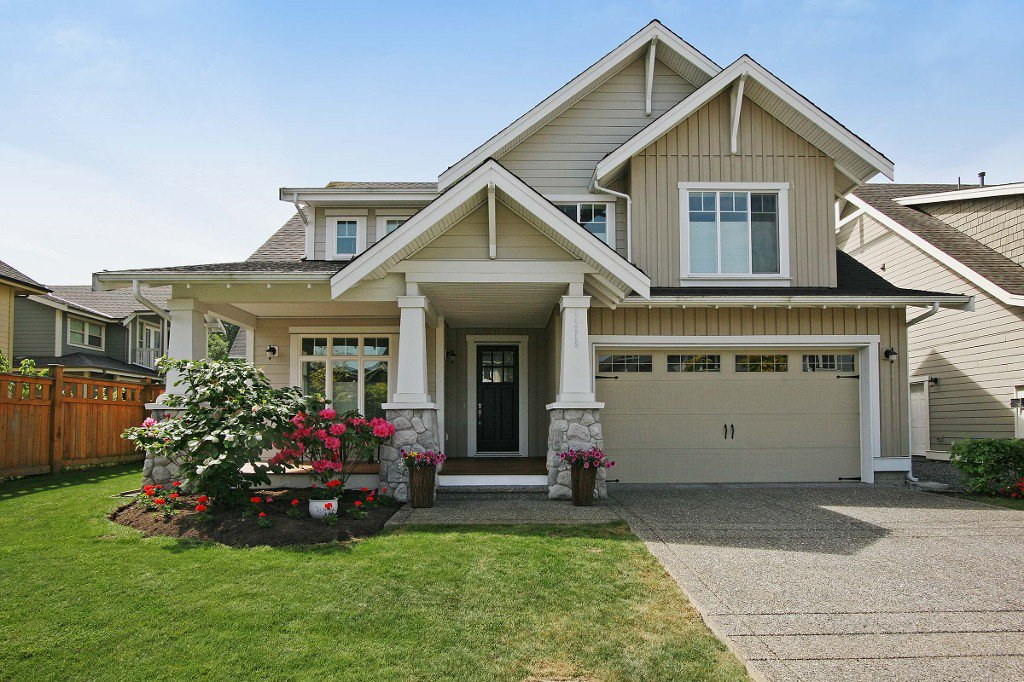 Main Photo: 14218 37TH AV in Surrey: Elgin Chantrell House for sale (South Surrey White Rock)  : MLS®# F1412665