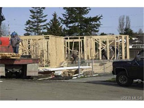 Main Photo: 4241 Oakview Pl in VICTORIA: SE Lambrick Park Land for sale (Saanich East)  : MLS®# 278346