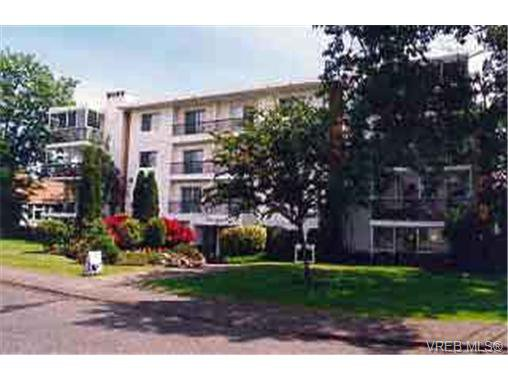 Main Photo: 203 2323 Hamiota St in : OB Estevan Condo for sale (Oak Bay)  : MLS®# 215476