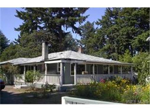 Main Photo: 2860 Peatt Rd in VICTORIA: La Langford Proper Single Family Detached for sale (Langford)  : MLS®# 341758