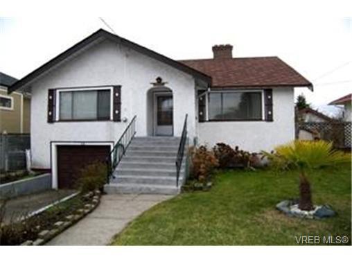 Main Photo:  in VICTORIA: Vi Burnside Single Family Detached for sale (Victoria)  : MLS®# 454056