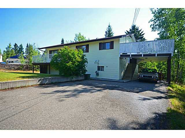 Main Photo: 7346 BEAR Road in Prince George: Lafreniere House for sale (PG City South (Zone 74))  : MLS®# N238619