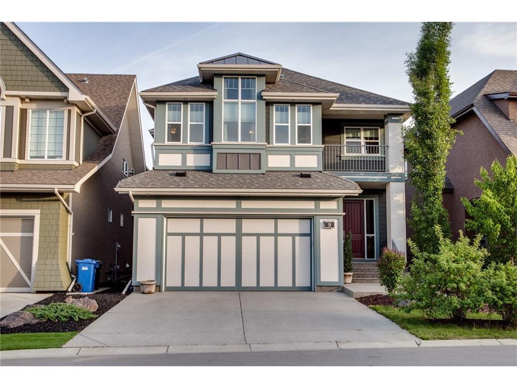 Main Photo: 9 Mahongany Manor SE in Calgary: Mahogany Detached for sale : MLS®# C4068965