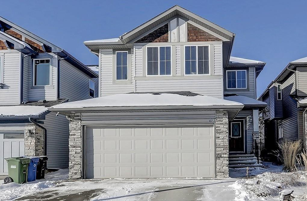 Main Photo: 60 CRANBERRY Circle SE in Calgary: Cranston Detached for sale : MLS®# C4274885