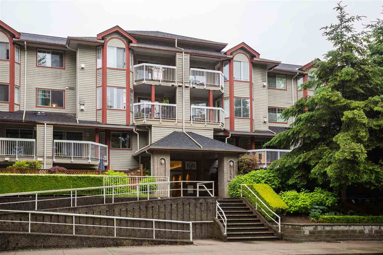 "Main Photo: 303 1215 PACIFIC Street in Coquitlam: North Coquitlam Condo for sale in ""PACIFIC PLACE"" : MLS®# R2469620"