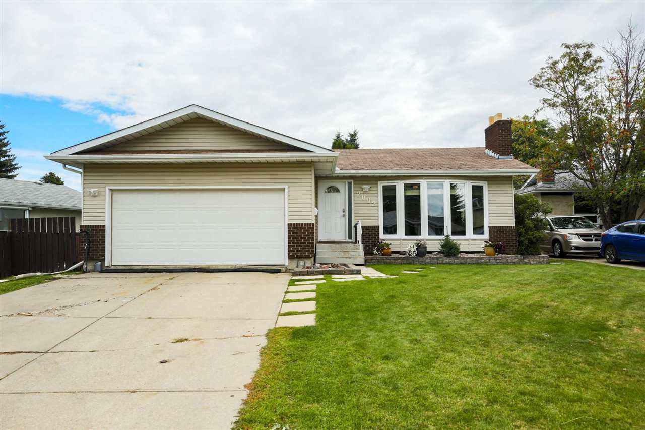 Main Photo: 2002 GARLAND Court: Sherwood Park House for sale : MLS®# E4212910