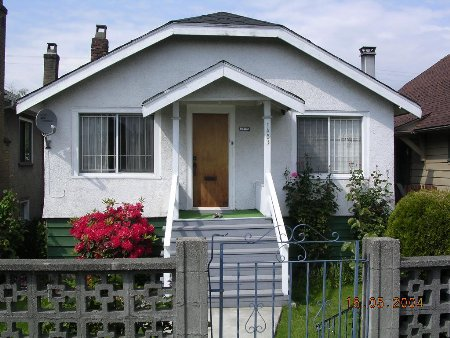 Main Photo: 1403 e 13th ave: Home for sale (Grandview VE)  : MLS®# 400980