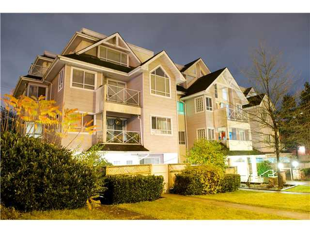 "Main Photo: 103 4950 JOYCE Street in Vancouver: Collingwood VE Condo for sale in ""JOYCE COURT"" (Vancouver East)  : MLS®# V980338"