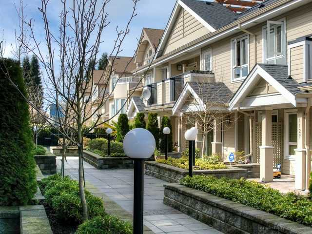 Main Photo: 1125 ST ANDREWS Avenue in North Vancouver: Central Lonsdale Townhouse for sale : MLS®# V996347