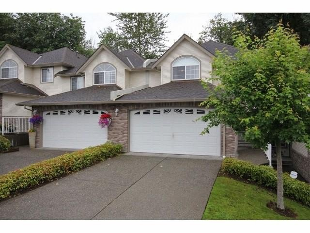 "Main Photo: 81 32777 CHILCOTIN Drive in Abbotsford: Central Abbotsford Townhouse for sale in ""CARTIER HEIGHTS"" : MLS®# F1315030"